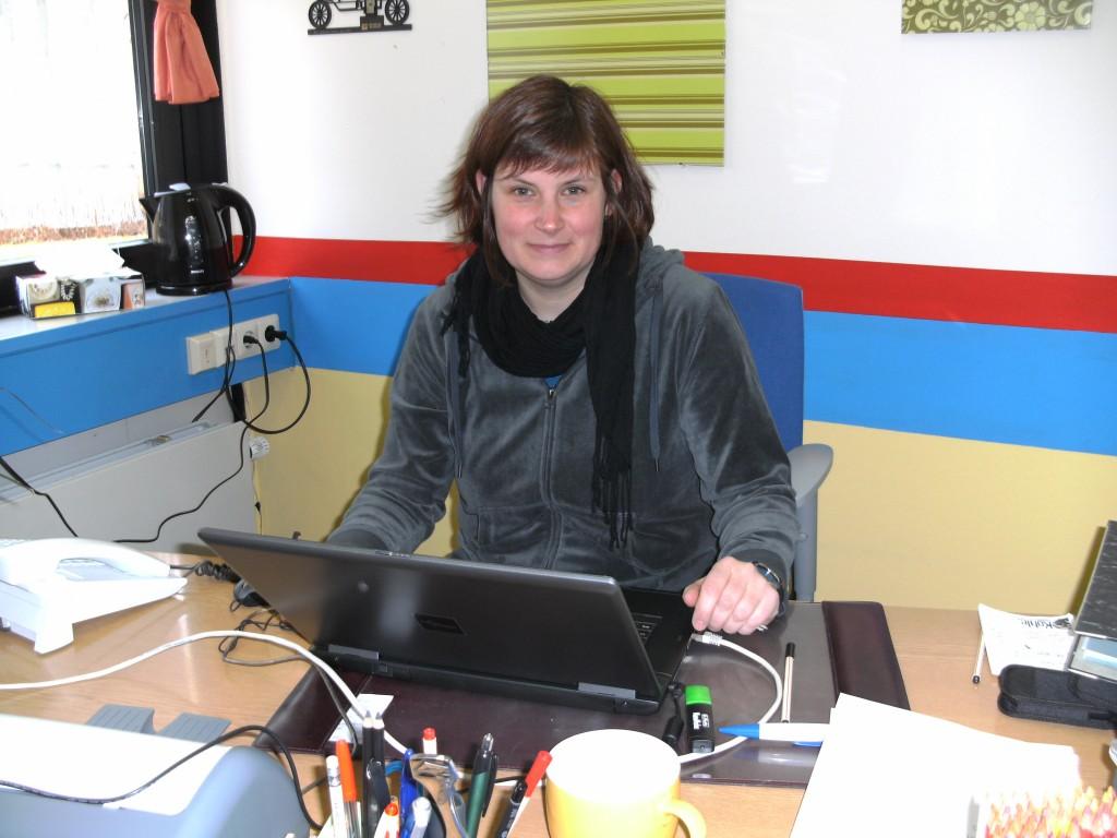Frau Susanne Hinsberger